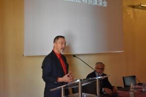 Etsuroo Sotoo, il Gaudì giapponese, alla Scuola di Arte sacra sacred art school firenze