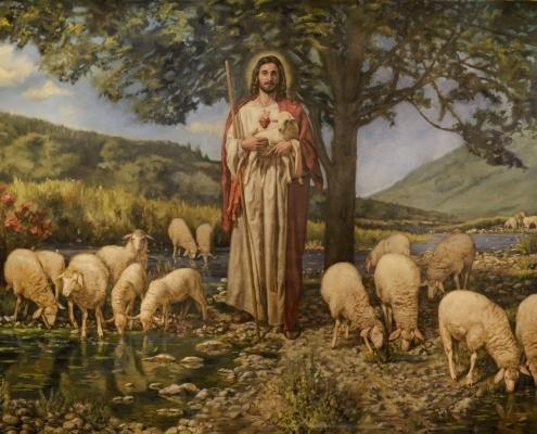 Inaugurazione Buon Pastore