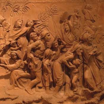 Arte del rilievo - Anthony Visco - Scuola di arte sacra