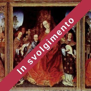 Manufatti dipinti su supporto ligneo - Sacred art school - Scuola di arte sacra Firenze - IN SVOLGIMENTO