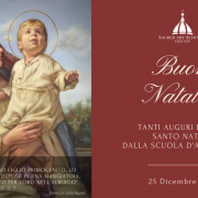 Auguri Natale 2019 - Scuola di Arte Sacra Firenze